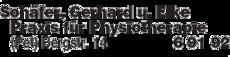 Anzeige Schäfer Gerhard u. Elke Krankengymnastik