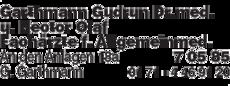 Anzeige Garthmann Gudrun Dr.med. Fachärztin f. Allgemeinmed.