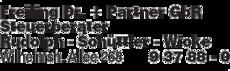 Anzeige Freiling Dr. + Partner GbR Steuerberater
