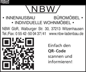 Möbel Witzenhausen möbel nbw gbr in witzenhausen in das örtliche