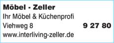 Anzeige Möbel - Zeller