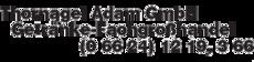 Anzeige Thornagel Adam GmbH Getränke-Fachgroßhandel