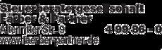 Anzeige Steuerberatergesellschaft Färber & Partner