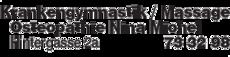 Anzeige Krankengymnastik / Massage Osteopathie Nina Michel