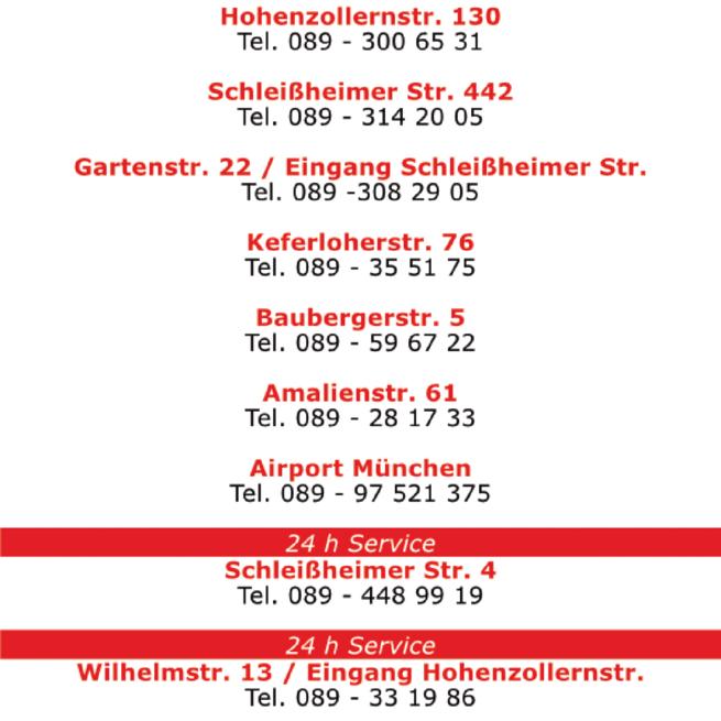 Anzeige KINGSGARD Textilpflege 10x in München