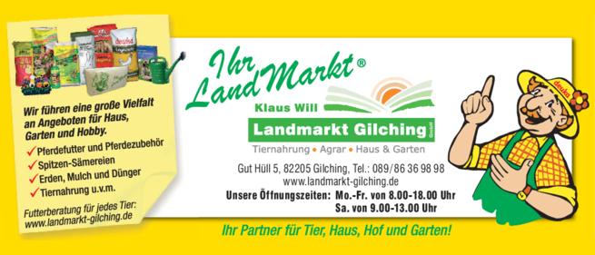 Anzeige Landmarkt Gut Hüll GmbH