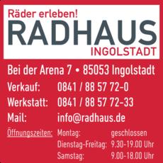 Anzeige Radhaus GmbH