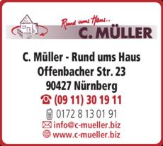 Anzeige C. Müller e.K.