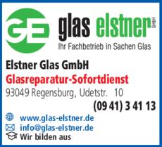 Anzeige Elstner Glas GmbH