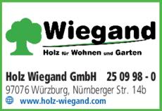 Holz Wiegand Würzburg holz - wiegand gmbh in würzburg ⇒ in das Örtliche