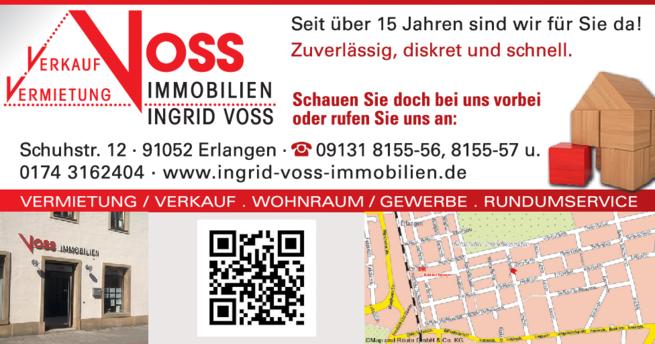 Anzeige Immobilien Voss