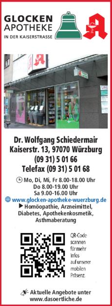 Glocken apotheke wurzburg