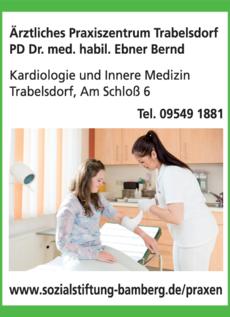Anzeige Ärztliches Praxiszentrum Trabelsdorf