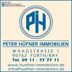 Anzeige Immobilien Hüfner