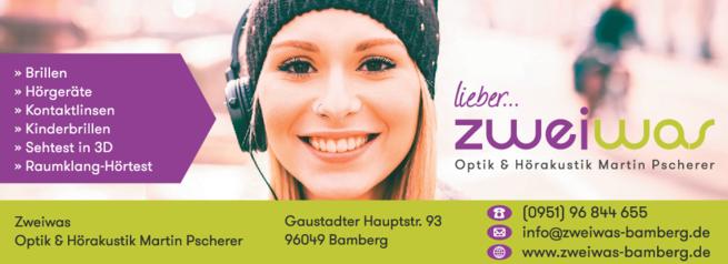 Anzeige Sportbrille Zweiwas Optik & Hörakustik
