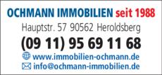 Anzeige Immobilien Ochmann
