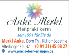 Anzeige Merkl Anke