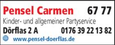 Anzeige Pensel Carmen