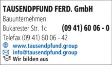 Tausendpfund Regensburg