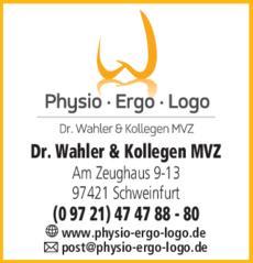 Anzeige Dr. Wahler & Kollegen MVZ