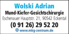 Anzeige Wolski Adrian