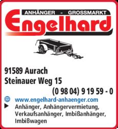 Anzeige Engelhard GmbH & Co. KG