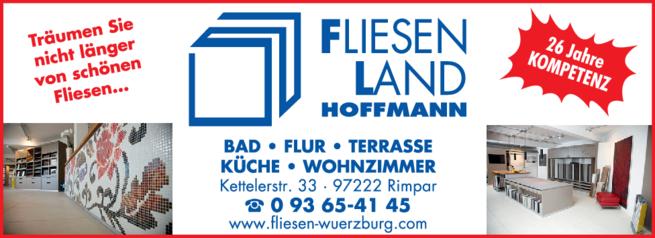 Anzeige FL Fliesenland GmbH