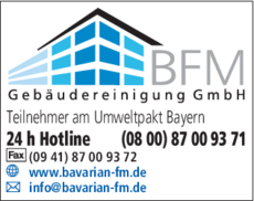 Anzeige Bavarian Facility Management