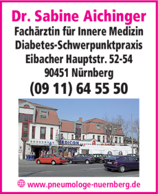 Anzeige Aichinger Sabine Dr.