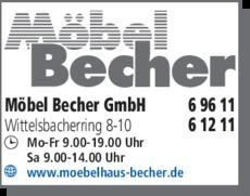 Möbel Becher Gmbh In Bayreuth In Das örtliche
