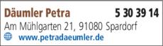Anzeige Däumler Petra, Heilpraktikerin