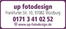 Anzeige up fotodesign