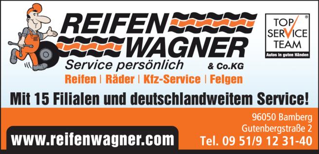 Anzeige Reifen Wagner