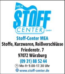 Stoff Center Mea In Würzburg In Das örtliche