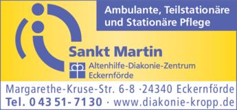 Anzeige Alten-u.Pflegeheim Altenhilfe-Diakonie-Zentrum