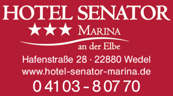 Anzeige Hotel Senator Marina