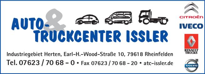 Anzeige Issler Auto- & Truckcenter