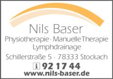 Anzeige Baser Nils