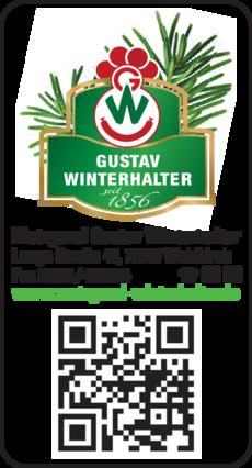 Anzeige Metzgerei Winterhalter Gustav GmbH