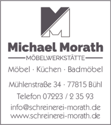 Anzeige Morath Michael GmbH