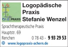 Anzeige Wenzel Stefanie