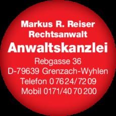 Anzeige Reiser Markus R.