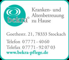 Anzeige Bekra