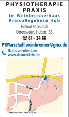 Anzeige Marschall Helmut