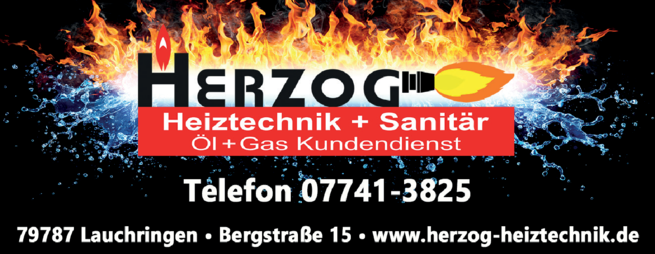 Anzeige Herzog Ralf
