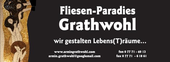 Anzeige Fliesen-Paradies A. Gratwohl