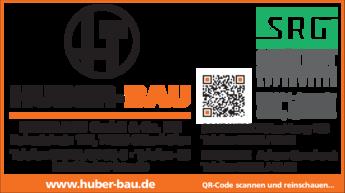 Anzeige Huber-Bau GmbH