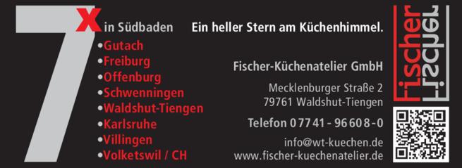 Anzeige Fischer-Küchenatelier GmbH