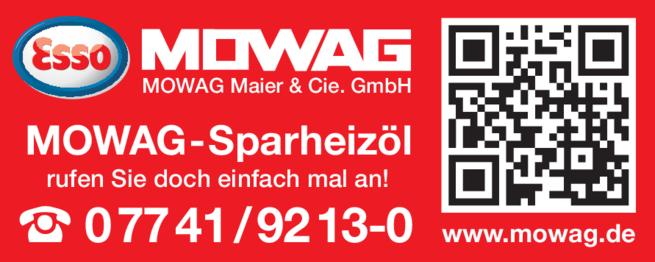 Anzeige Heizöl Mowag Maier & Cie. GmbH