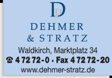 Anzeige Roth & Stratz